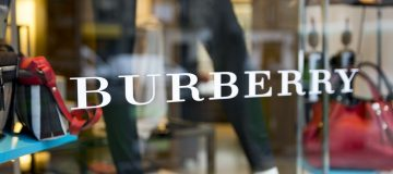 Burberry shares at 10-month high and challenging records