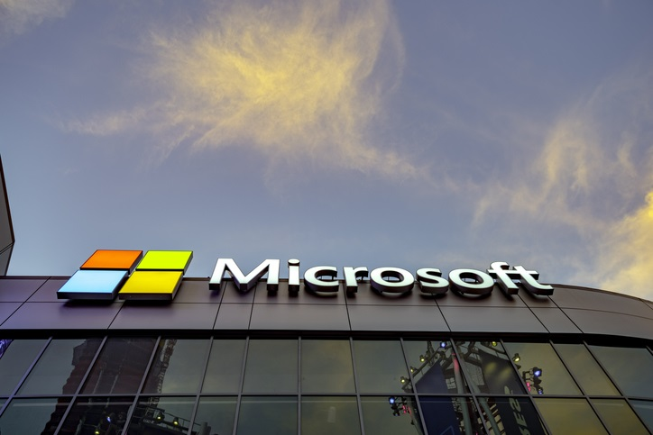 ii view: Microsoft results put shares in the clouds