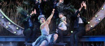 A Midsummer Night's Dream at Regent's Park Open Air Theatre is an unbridled summer joy