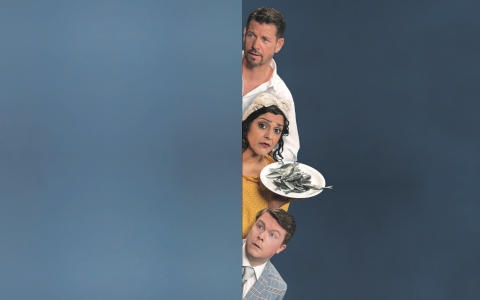 Noises Off at the Lyric Hammersmith is a farce in all the wrong ways