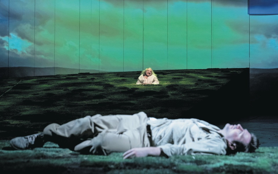 Peter Gynt at the Olivier is a toe-curling, overlong adaptation of Ibsen's classic