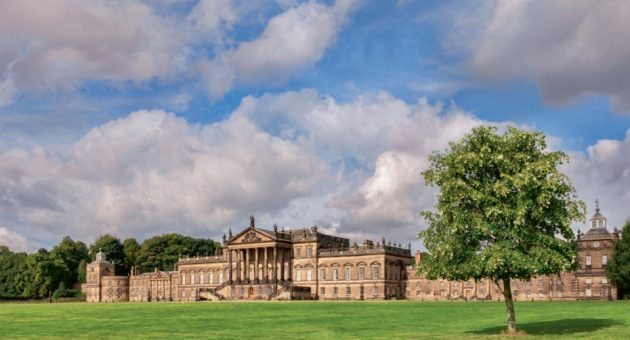 The bigger they come: The amazing story of Wentworth Woodhouse, the largest home in England