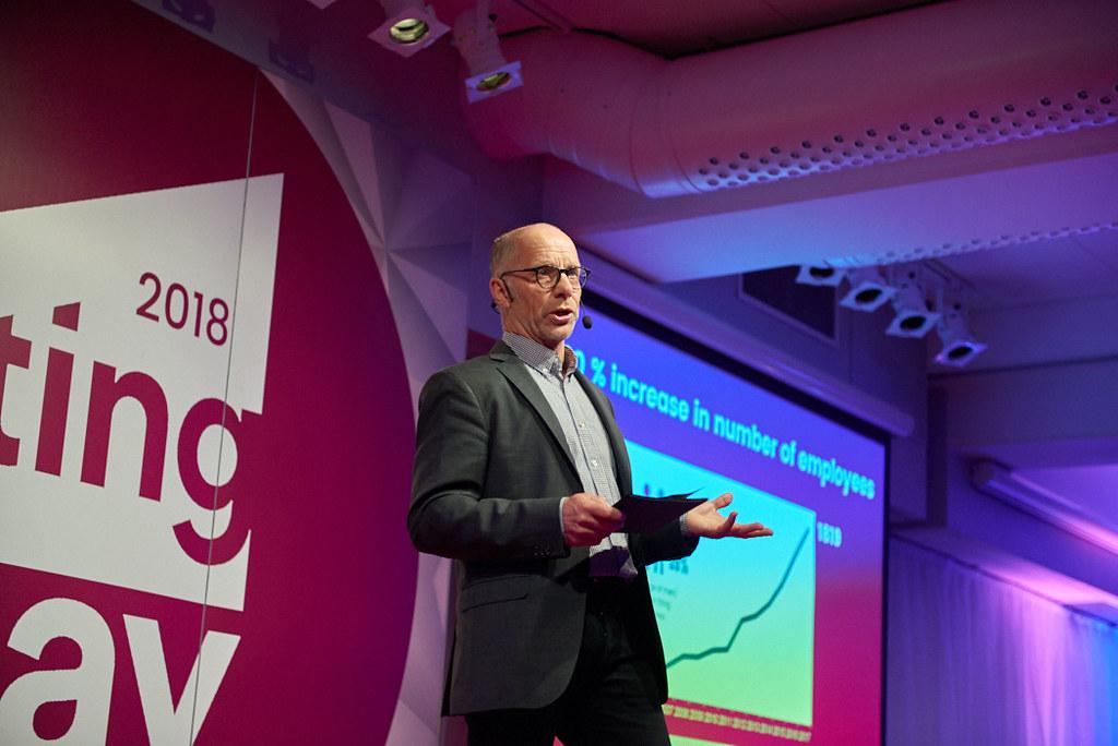 Meet Par Hedberg – the godfather of Sweden's tech startups