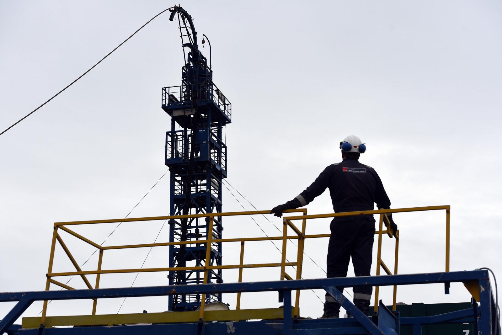 Breaking ground: Government signals possible change on fracking quake limit