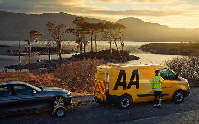 AA share price climbs as breakdown insurance firm improves earnings