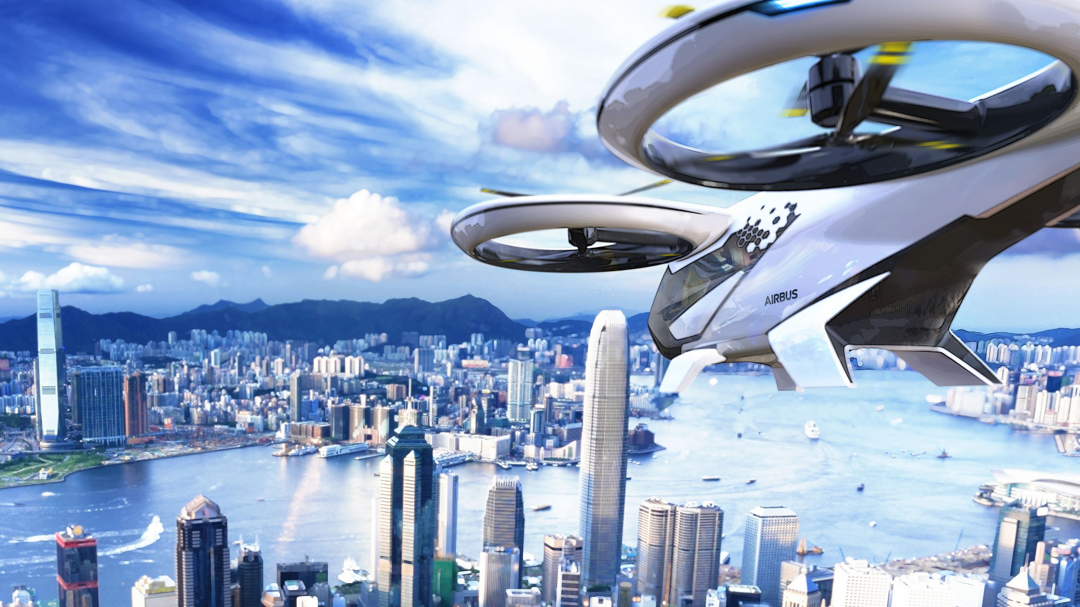 Pie in the sky? London urged to plan for flying taxi future