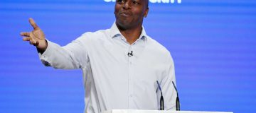 Tory mayoral candidate Shaun Bailey