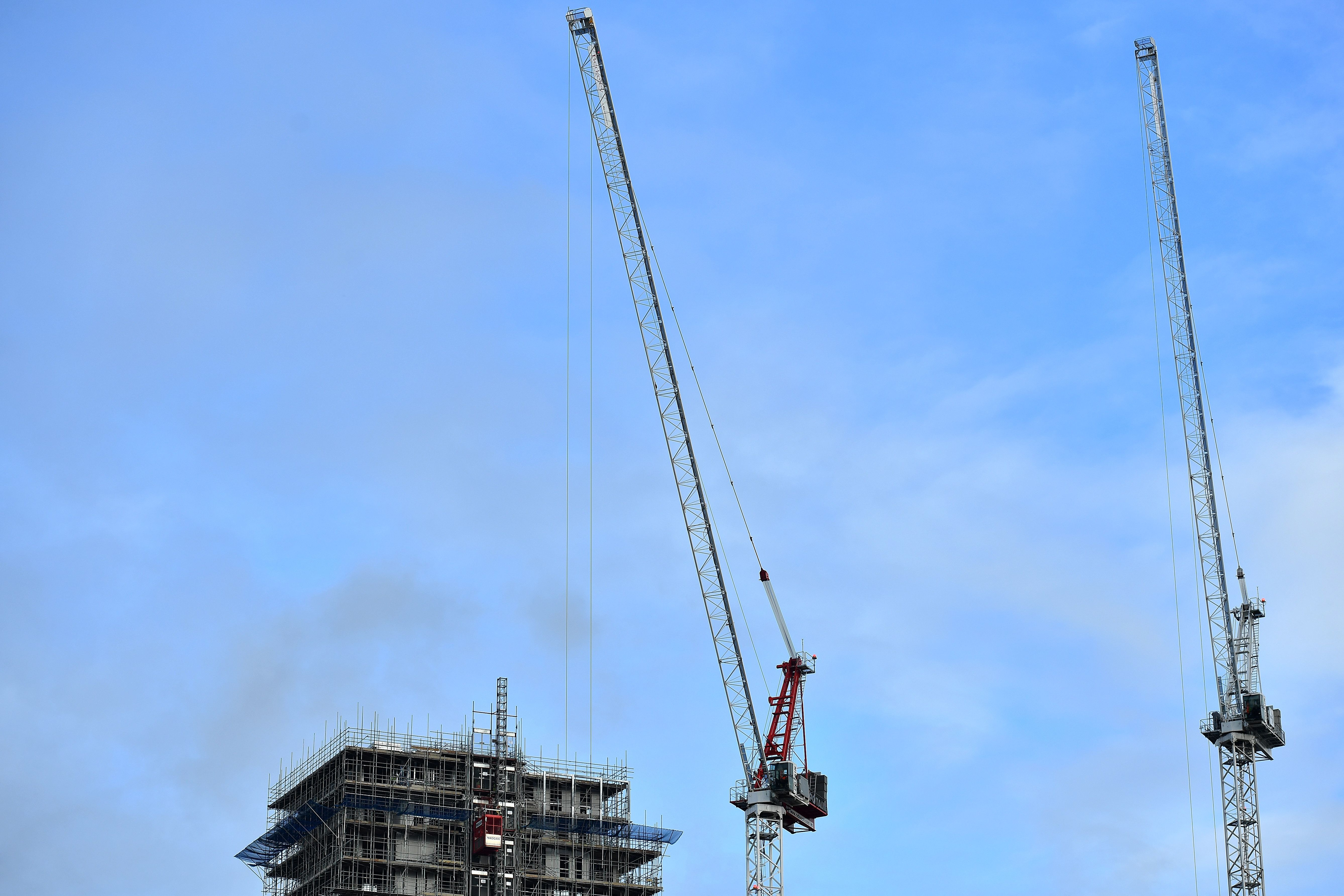 Kier shares soar 40 per cent as it chips away at debt pile