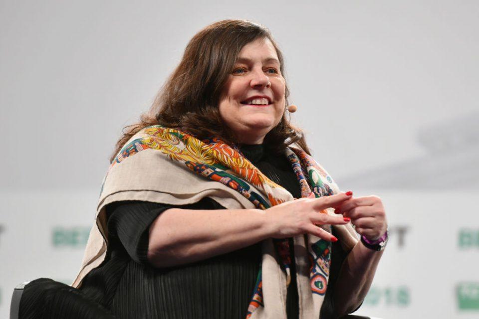 Starling boss Anne Boden