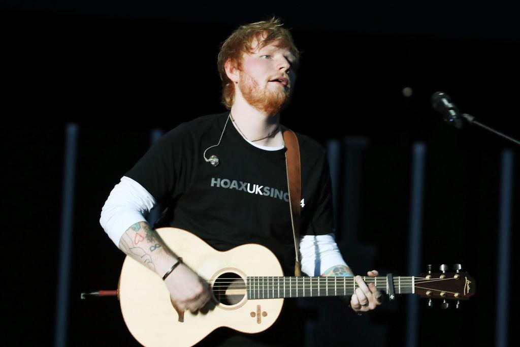 Hipgnosis bags Ed Sheeran songwriter catalogue