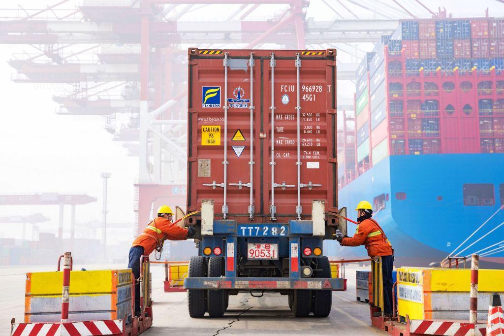 European stock markets buoyed as Chinese trade beats expectations