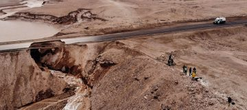 Copper production slips at Anglo American amid Chilean drought
