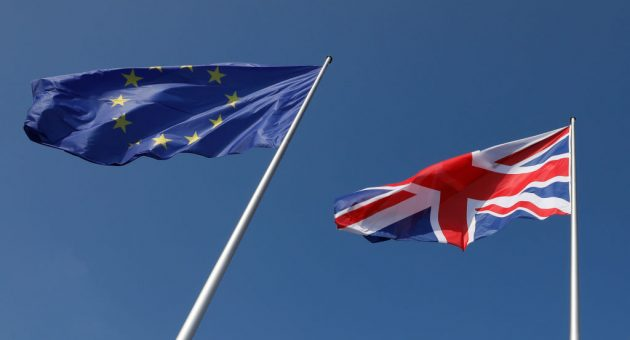 EU immigration to UK falls to lowest in six years