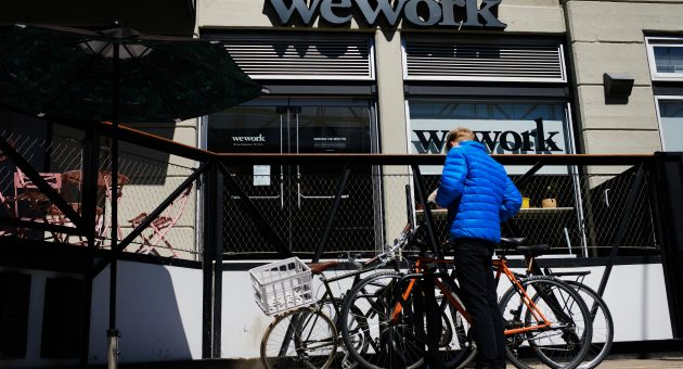 The big business invasion of the co-working world is bad news for entrepreneurs