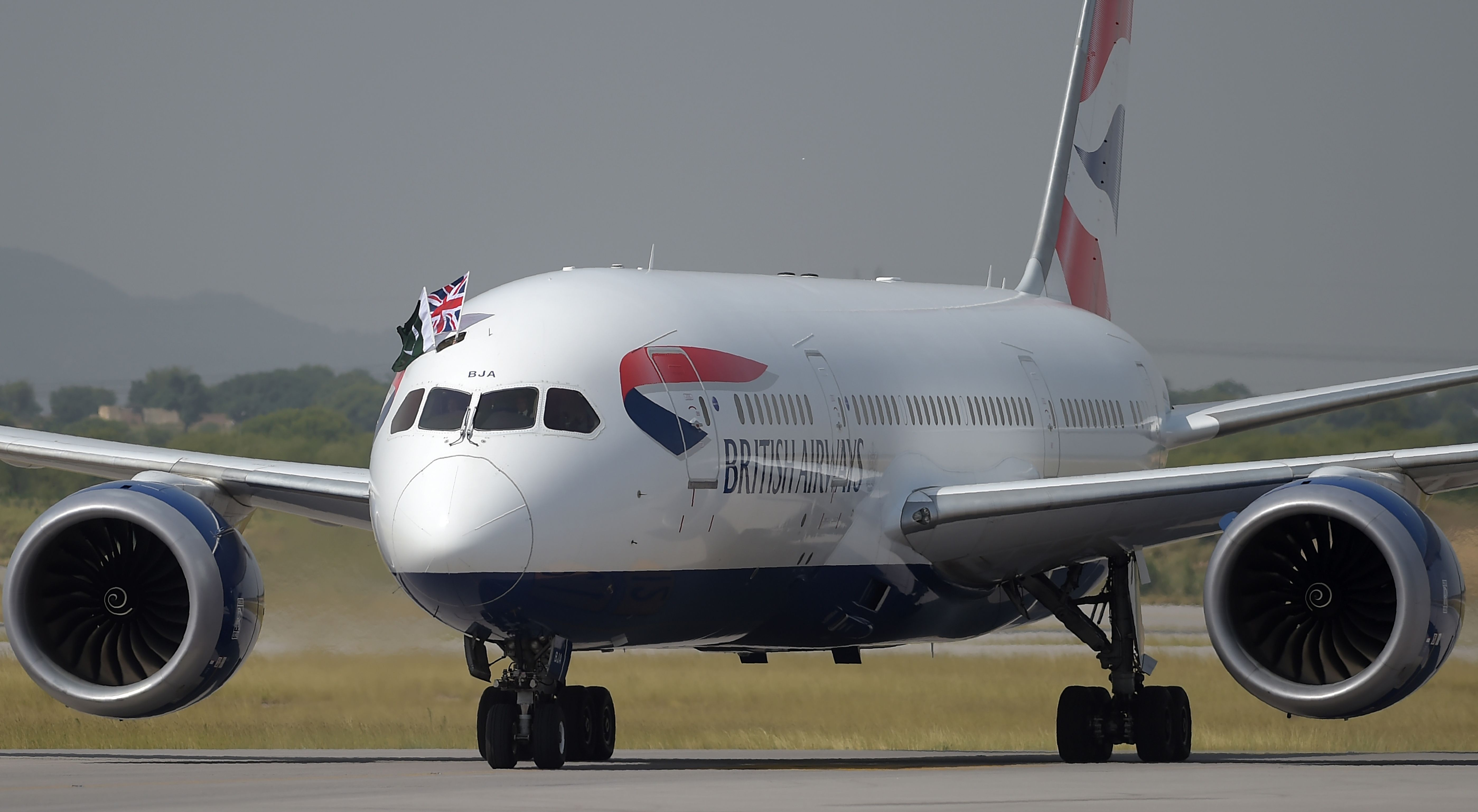 British Airways to fight data breach fine as parent company profits stay flat