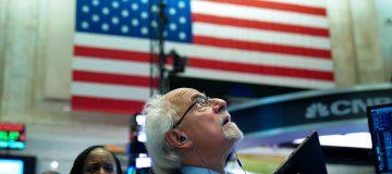 US stock markets jump after China hints at stimulus