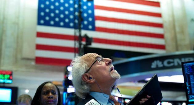 US stock markets jump after China hints at stimulus