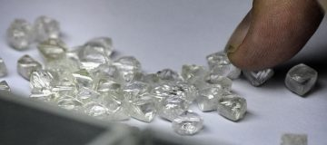 Gem Diamonds shares rise despite third quarter price drop
