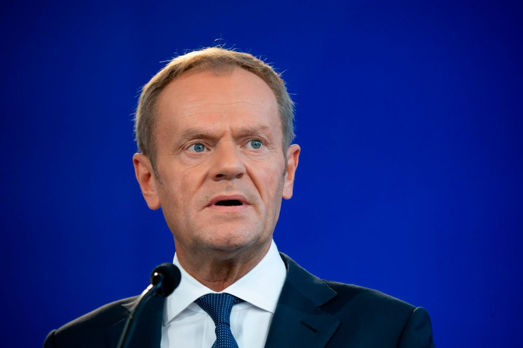 Tusk and Johnson to hold Brexit talks at G7