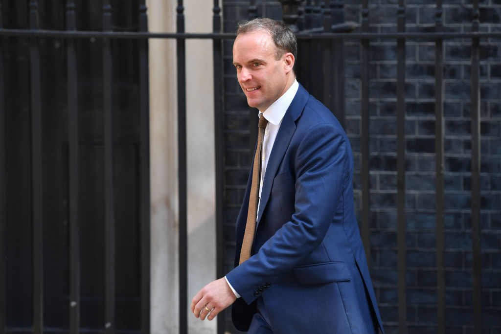 Foreign secretary Dominic Raab pledges to take UK's relationship with Canada 'to next level' after Brexit