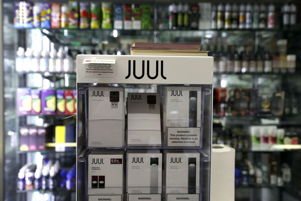 Juul raises $325m to fund global expansion of e-cigarette range