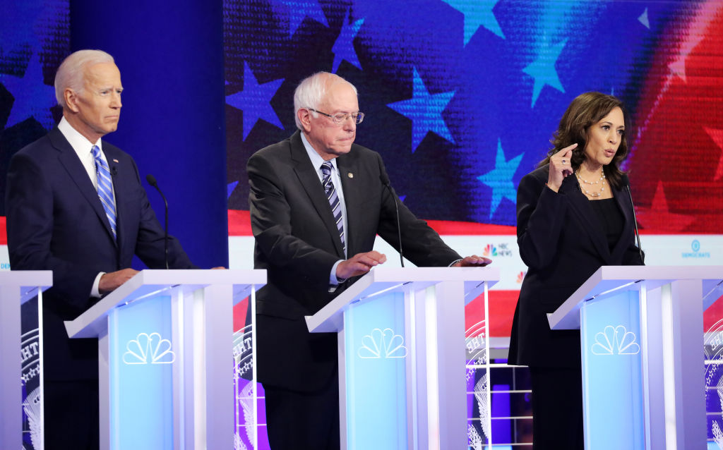 Populism is back, and the Democratic candidates are veering left