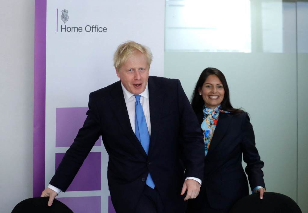 Boris and Priti don't quite grasp how complicated 'ending free movement' will be