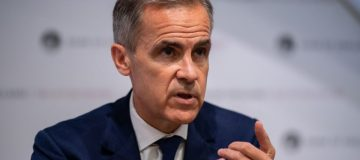 UK economy on course to stagnate in third quarter, says Bank of England governor