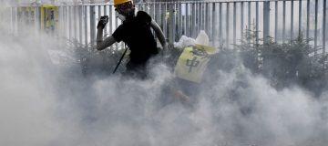 Hong Kong protests: General strike brings city to standstill