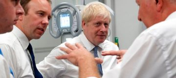 "NHS ""perfect storm"" could threaten Tory election hopes"