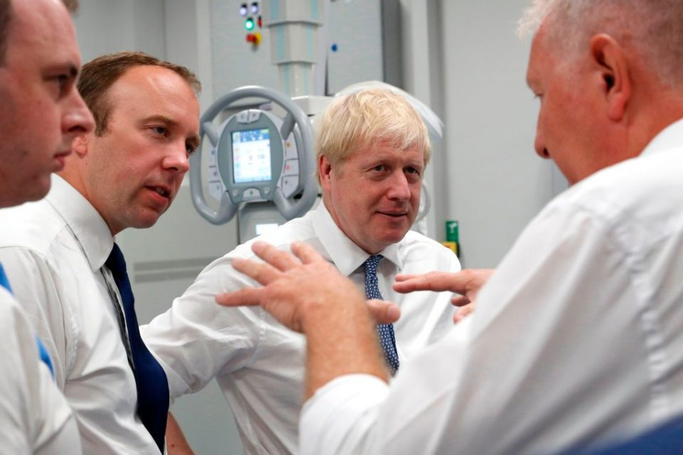 """NHS """"perfect storm"""" could threaten Tory election hopes"""