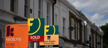 Mortgage approvals hit two-year high while consumer credit growth remains stagnant