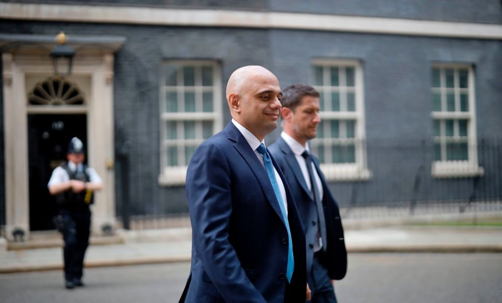 Sajid Javid pledges £600m to housing project building 50,000 new homes