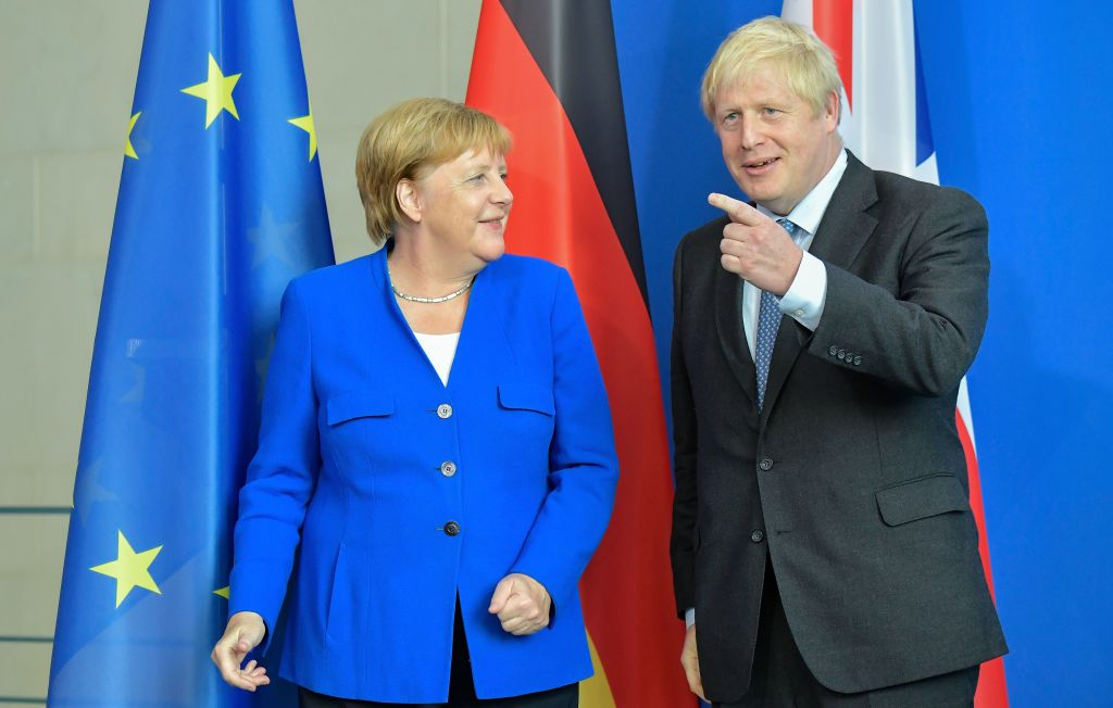 Merkel: I can see possibilities for a Brexit solution