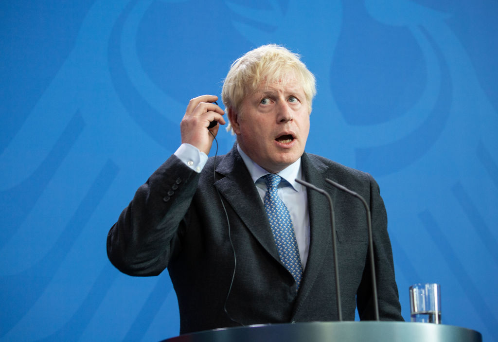 Boris Johnson: Brexit deal is now 'touch and go'