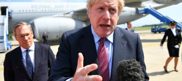 Boris Johnson hits back at Tusk's 'Mr No Deal' claims