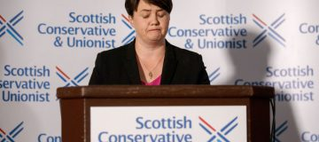 DEBATE: Does Ruth Davidson's resignation show that politics needs to change to better support women?
