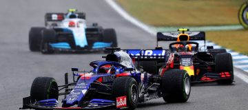 Toro Rosso role in question as Red Bull roll dice again