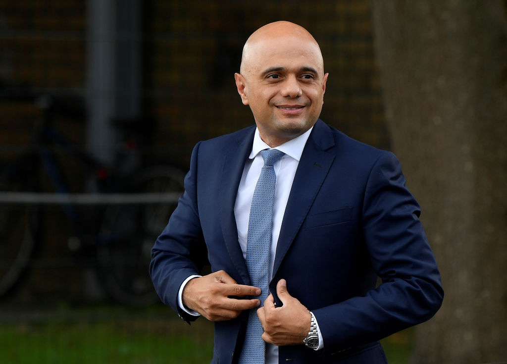 Sajid Javid in 'row' with Boris Johnson over advisor sacking