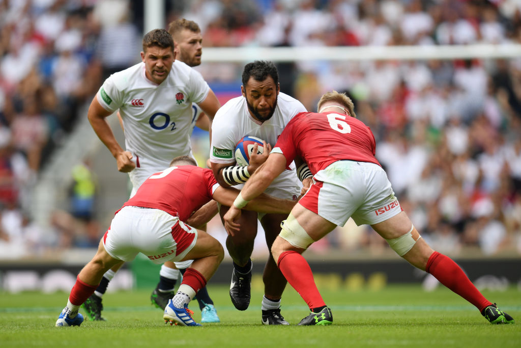Pressure on England to beat Ireland as Eddie Jones names probable World Cup XV