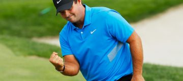 Rested Patrick Reed back where he belongs