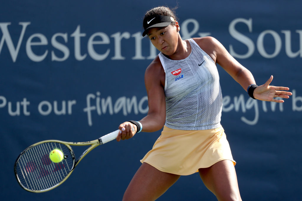 Naomi Osaka getting back to her best as she bids to retain US Open title