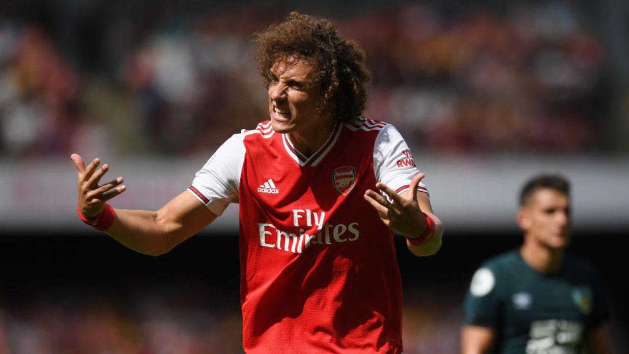 Notícias do Arsenal: David Luiz acertou Dani Ceballos no rosto durante o treino