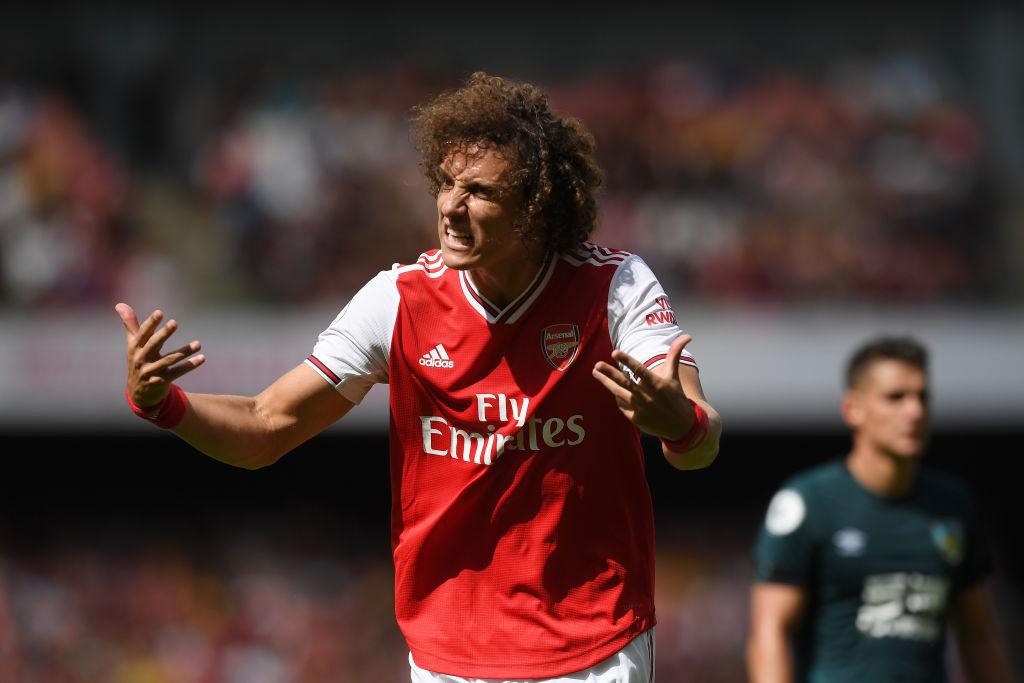 Unai Emery has given Arsenal personality with David Luiz and