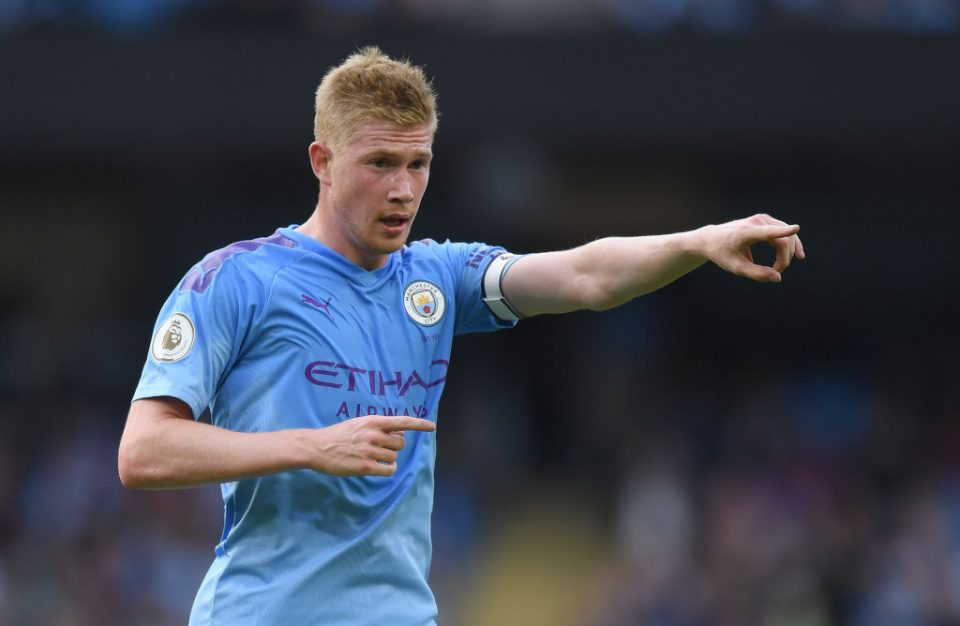 Kevin De Bruyne Manchester Citys Playmaker Is Back And