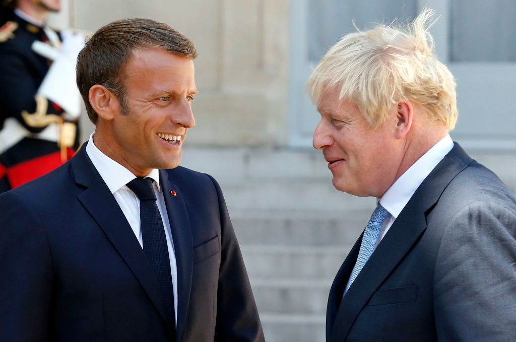 French President Emmanuel Macron says EU could decide on Prime Minister Boris Johnson's 'final offer' by end of the week