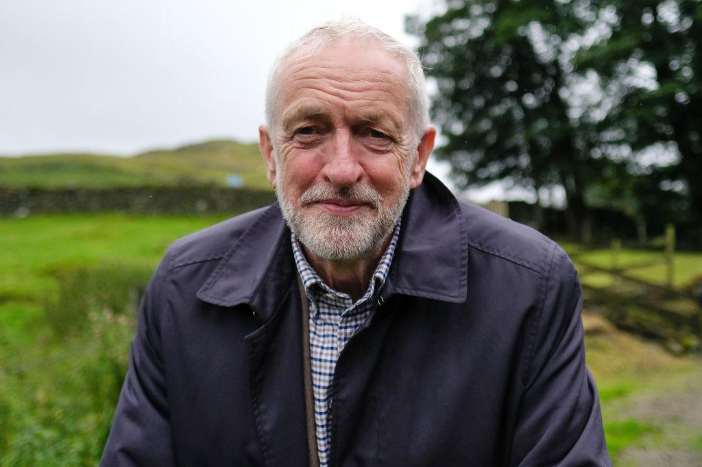Brexit: Jeremy Corbyn sides with Emmanuel Macron on Irish border backstop