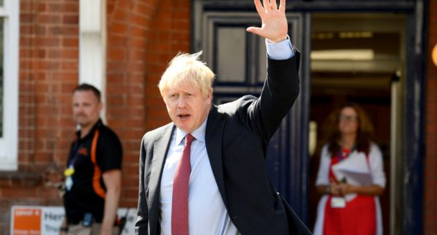 UK will remain 'energetic partner' on world stage after Brexit says Johnson