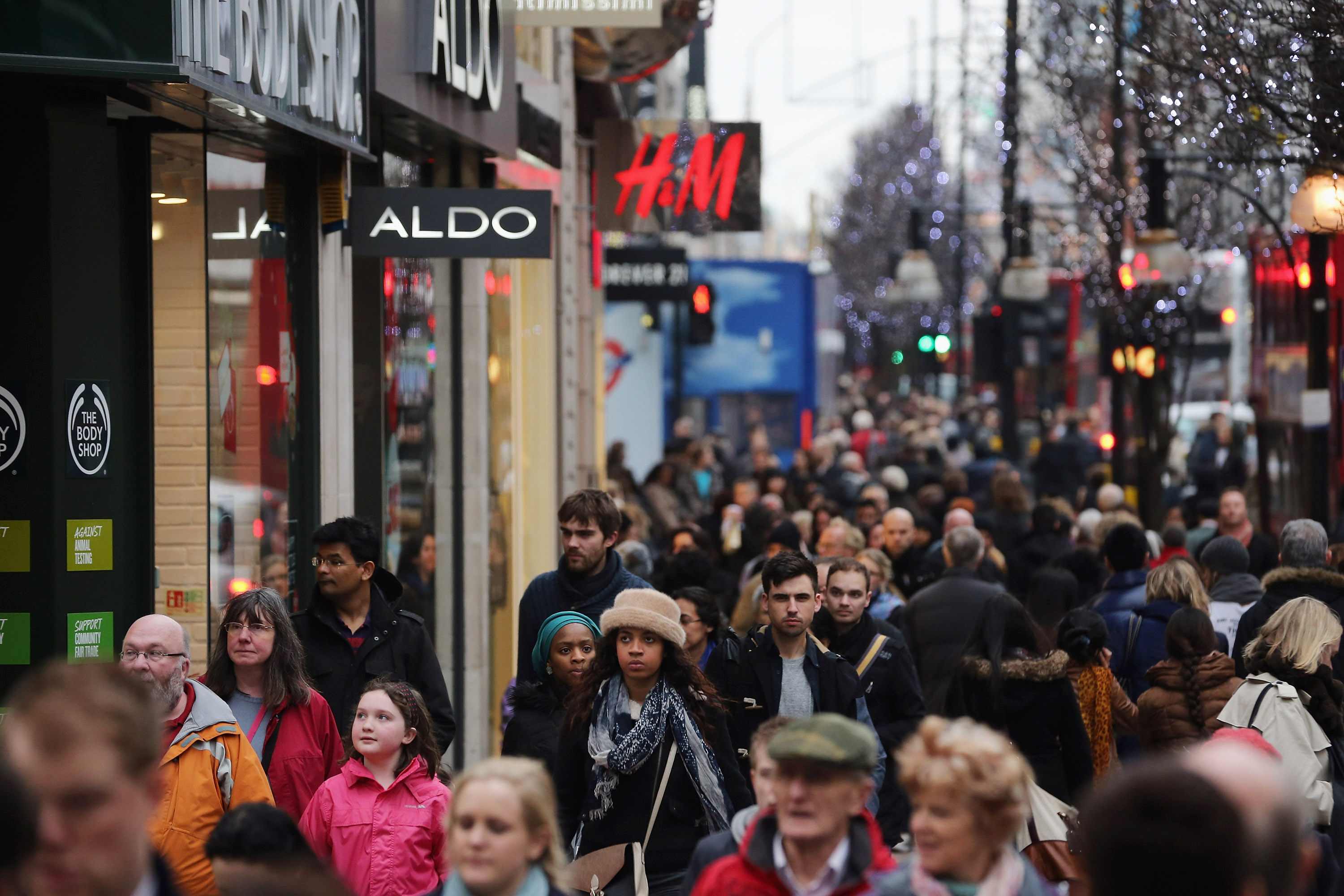 Uncertain future for retailers as businesses fail to invest in digital