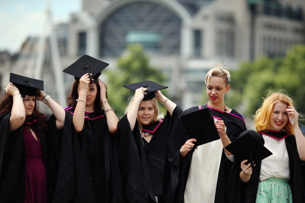 Revealed: The best-paying jobs for UK graduates